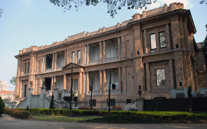 Pinacoteca do Estado de São Paulo - 425.575 visitantes