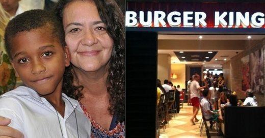 Mãe relata episódio de racismo sofrido pelo filho em lanchonete no RJ