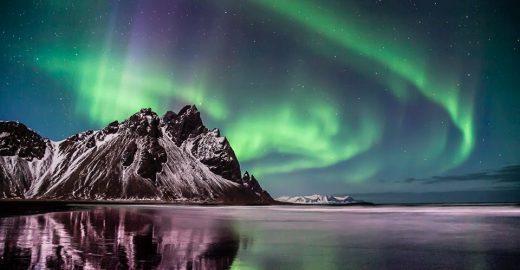 Vivendo no paraíso: conheça Runólfur Hauksson, o guia de auroras boreais