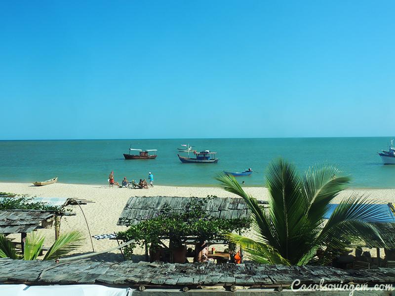 Ponta do Corumbau, o paraíso mais remoto do sul da Bahia