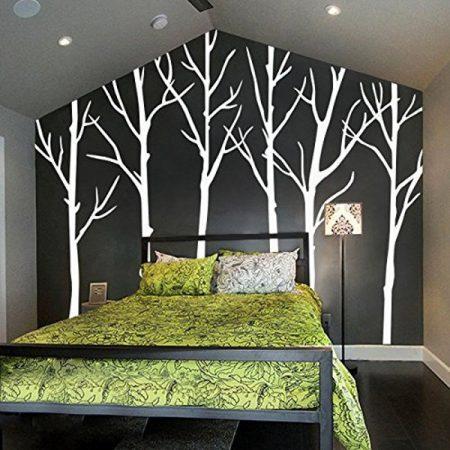 Tree Wall Decals For Living Room : Ideias para levar arte e criatividade para sua casa com ...