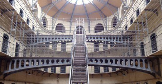 A intrigante prisão de Dublin, na Irlanda