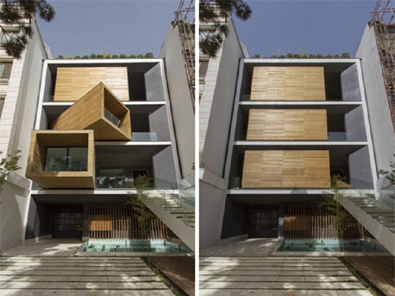 Casa que se transforma de acordo com o clima