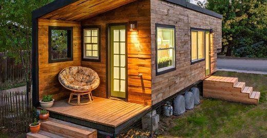 20 pequenas casas que sabem otimizar o espaço