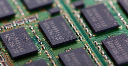Pesquisadores criam chip à base de celulose
