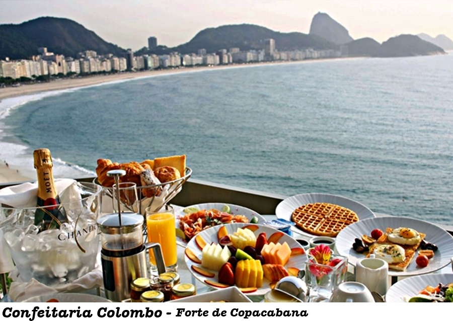Populares 5 lugares charmosos para tomar café da manhã no Rio VV36