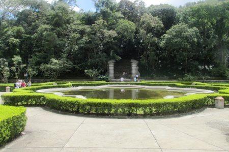 Jardim Botânico é um dos mais tranquilos para passear. Foto: Patrícia Ribeiro/ Passeios Baratos SP