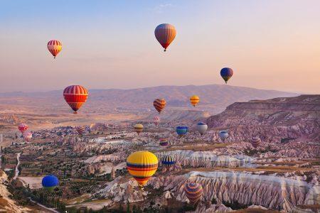 Capadócia, Turquia | foto: popsugar.com