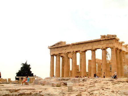 Partenon, em Atenas