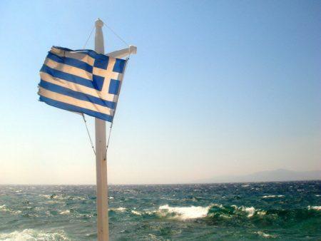 Bem-vindo às Ilhas gregas :)