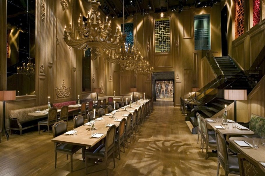 Buddakan Restaurant, em Nova York