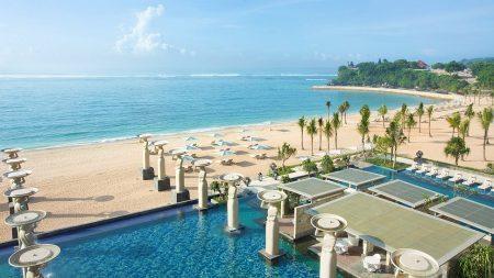 The Mulia Hotel em Nusa Dua, Bali | foto: themulia.com