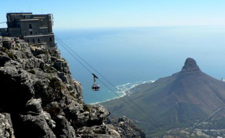 Table Mountain – Cape Town