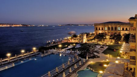 Hotel Çırağan Palace Kempinski Istanbul | foto: kempinski.com
