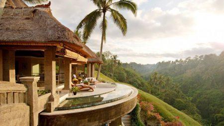 Viceroy Bali Hotel, em Ubud | foto: viceroybali.com