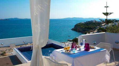 Hotel Grace, em Mykonos | foto: kiwicollection.com