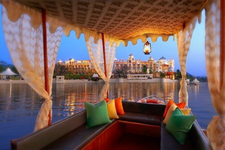 Leela Palace, Udaipur | foto: site do hotel
