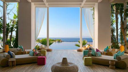 Kempinski Hotel em Bodrum, Riviera Turca | foto: kiwicollection.com