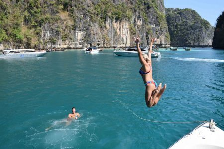 Lagoon, Phi Phi