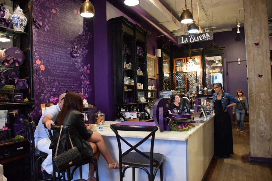 Boutique da Vosges Haut Chocolat