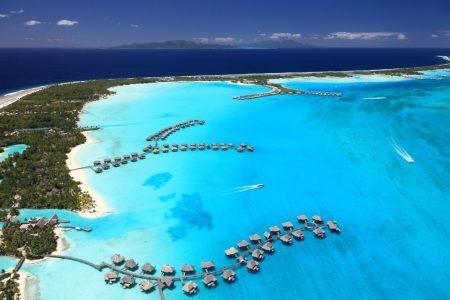 Four Seasons Bora Bora | foto: site do hotel