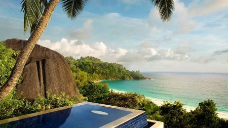 Banyan Tree Hotel na ilha de Mahé | foto: kiwicollection.com