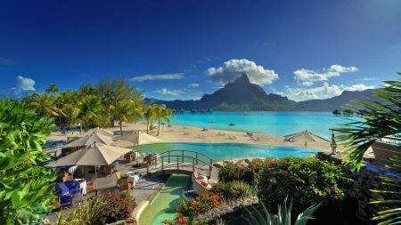Le Meridien Hotel Bora Bora | foto: site do hotel