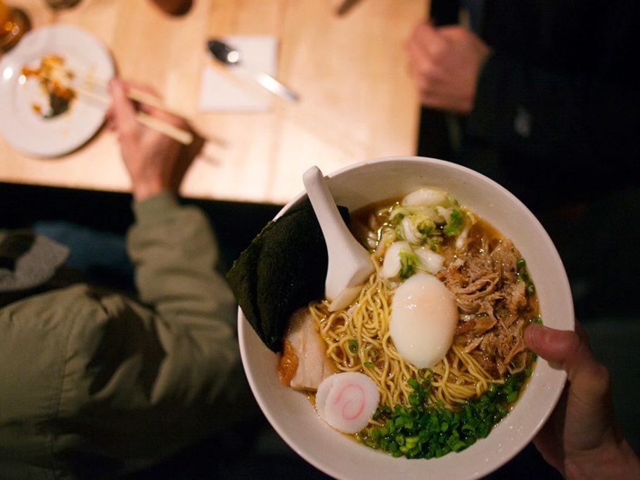 Noodles do Momofuko Noodle Bar