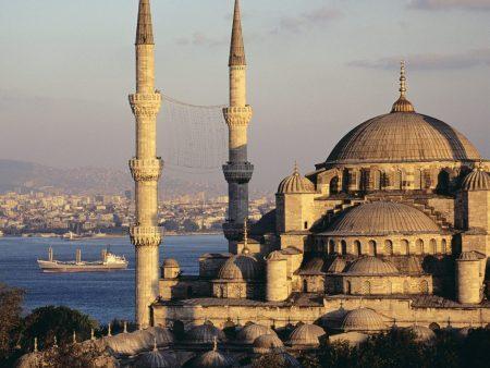 Mesquita Azul, Istambul | foto: dailytourstoistanbul.com