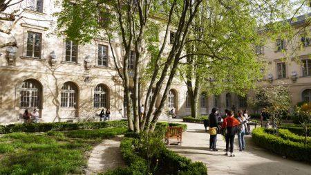Escola Normal Superior de Paris/Reprodução