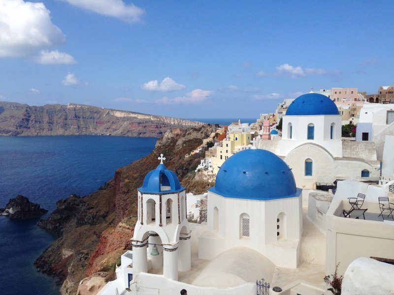 10 coisas para fazer em Santorini