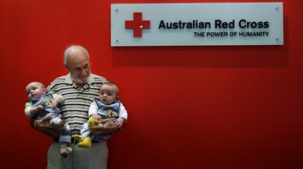American Red Cross Blood Service