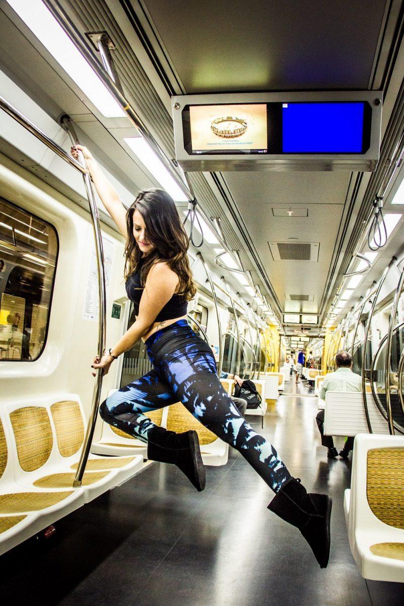Linha Amarela do Metro