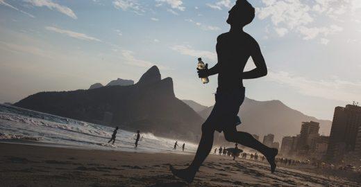 Correr diariamente pode ajudar pessoas que sofrem de asma e bronquite