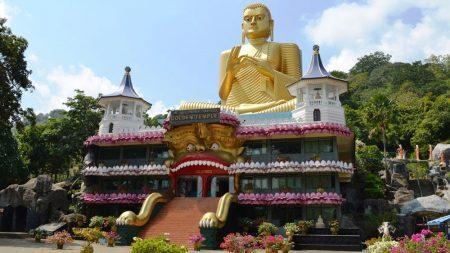 Dambulla Cave Temple | foto: twincityphotos.com