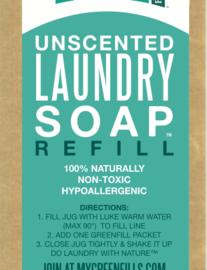 Produtos de lavanderia ganham embalagens sustentáveis feitas de papel