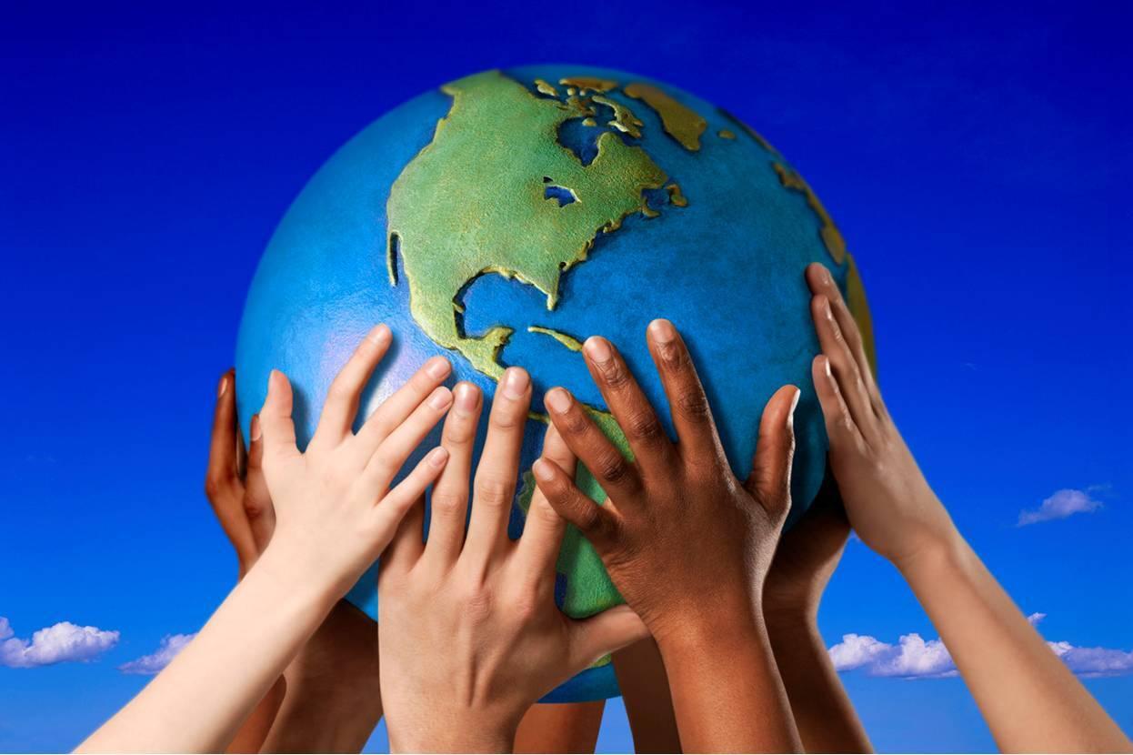 Resultado de imagem para um mundo melhor