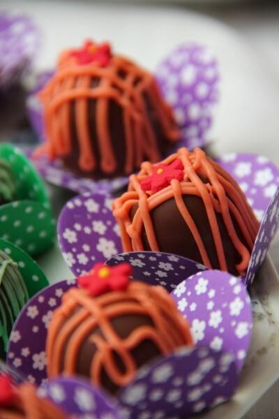 Bombons de chocolate. Foto: Gabriel Mazzo