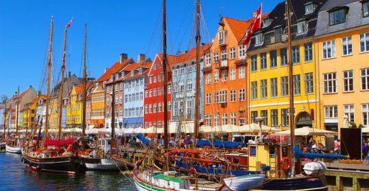 Cursos para aprender dinamarquês on-line e grátis