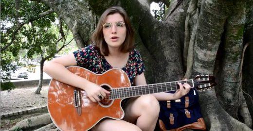 Música feminista de estudante da UFSC viraliza na rede