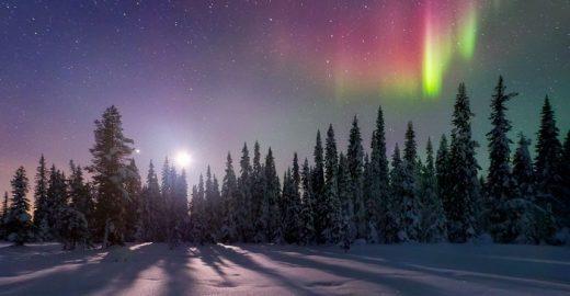 Os melhores lugares do mundo para ver a aurora boreal