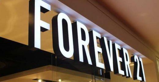 Vagas abertas na Forever 21, Renner, Riachuelo, Shoulder, Amaro e Hering