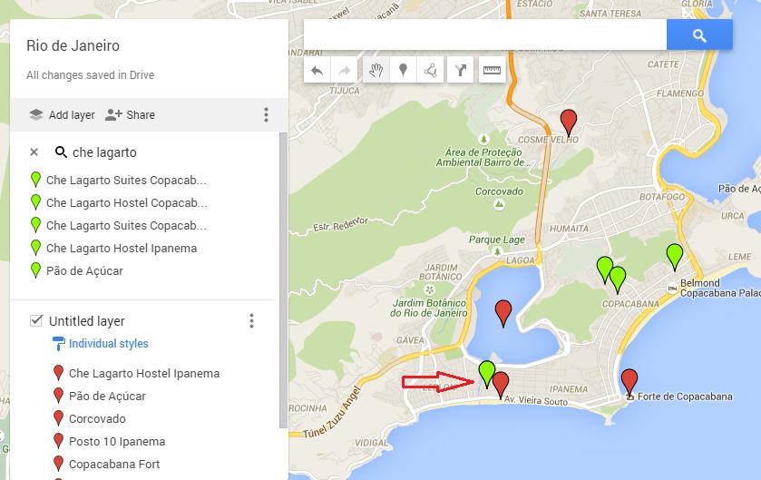 Como criar um mapa personalizado no google maps stopboris Image collections