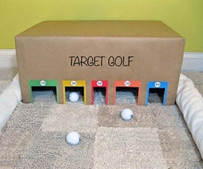 Mini-golf (Imagem: Reprodução/Tudo Interessante)