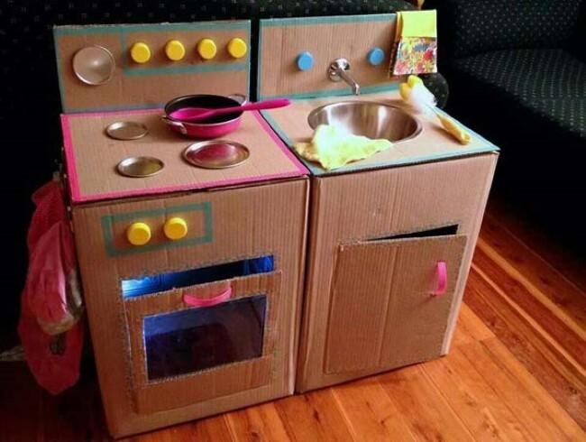 Cozinha completa (Imagem: Reprodução/Tudo Interessante)