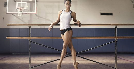 Misty Copeland é a primeira bailarina negra do bale clássico dos EUA
