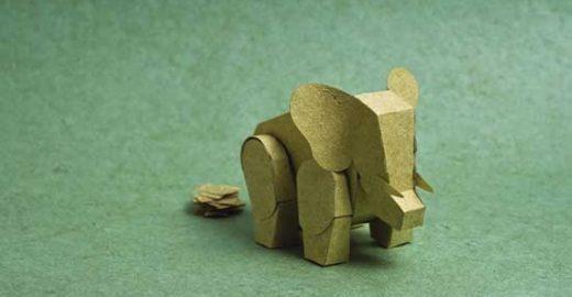 Fábrica utiliza cocô de animais herbívoros para produzir papel