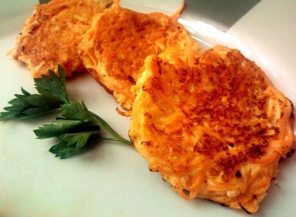 gallete de cenoura