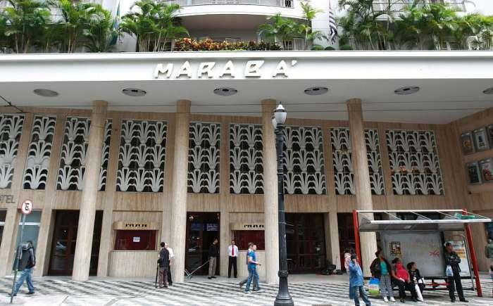 Inaugurado em 15 de maio de 1945, o Cine Marabá foi por décadas um local de concentração cultural e sofisticação no centro da capital paulista. Reformado em maio de 2009 com projeto de Ruy Ohtake, o cinema foi reinaugurado pela PlayArte.