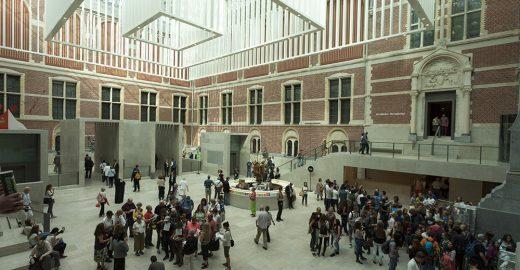 Os museus de Amsterdã